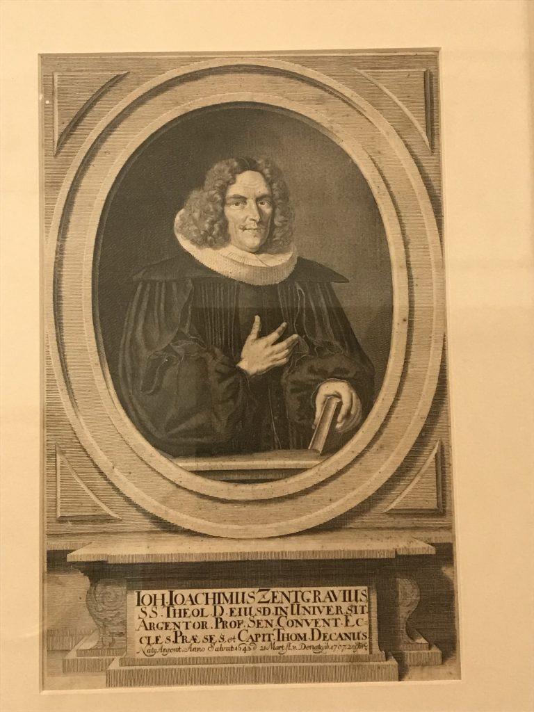 Prof. Johann Joachim Zentgraf