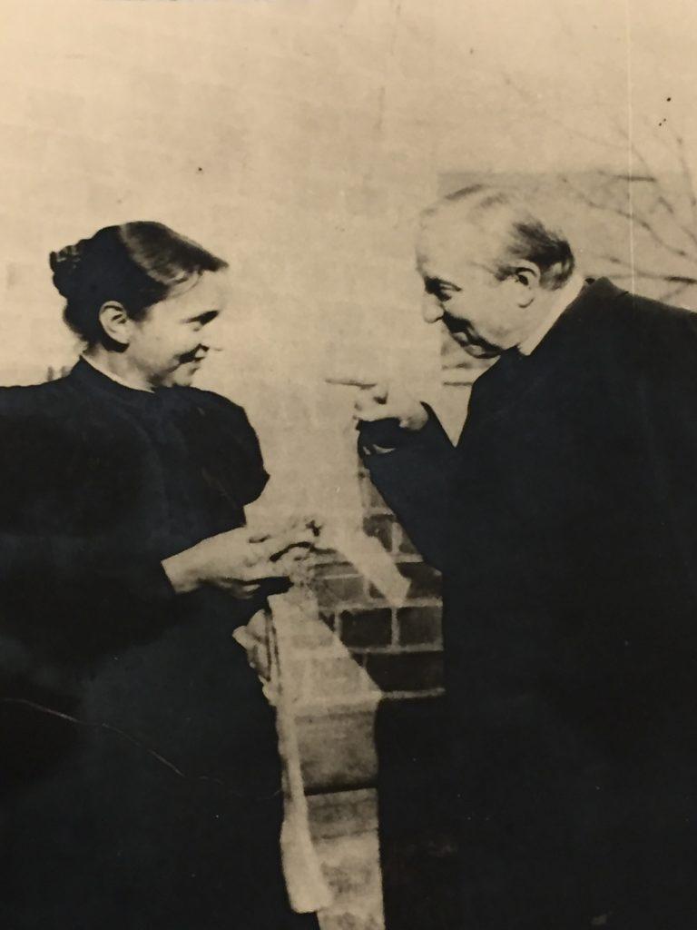 Kirchenrat Wilhelm Zentgraf