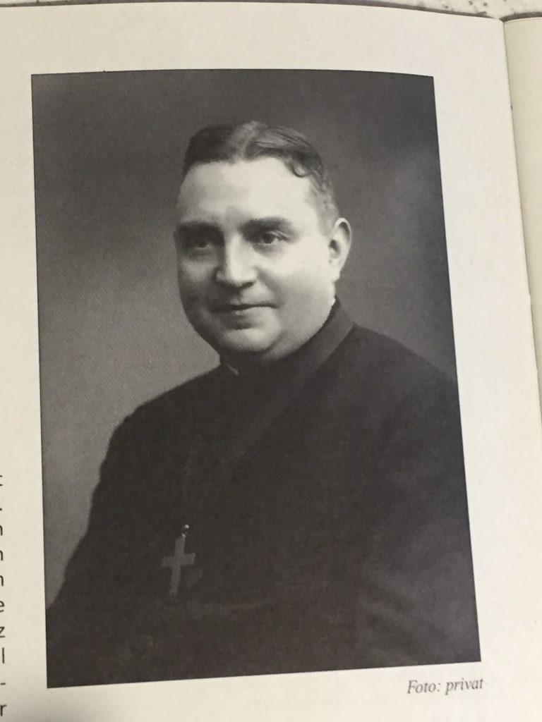 Oberkirchenrat Rudolf Zentgraf