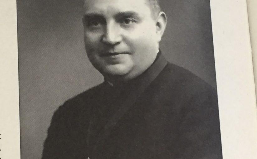 Oberkirchenrat Rudolph Zentgraf